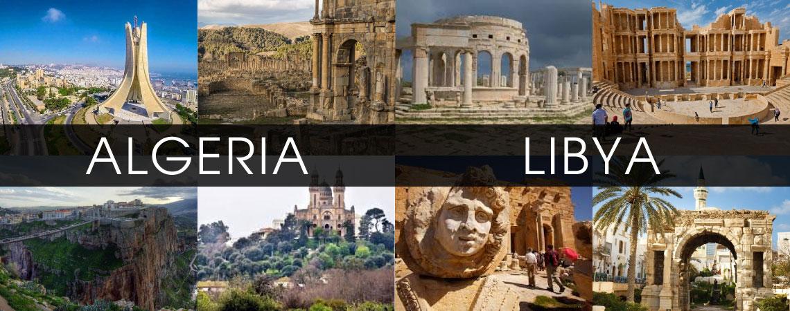 อัลจีเรีย และ ลิเบีย